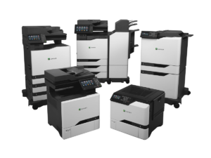 Lexmark MFP's offered in Jamaica
